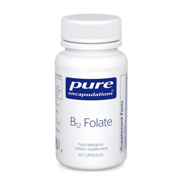 B12 Folate 60c image