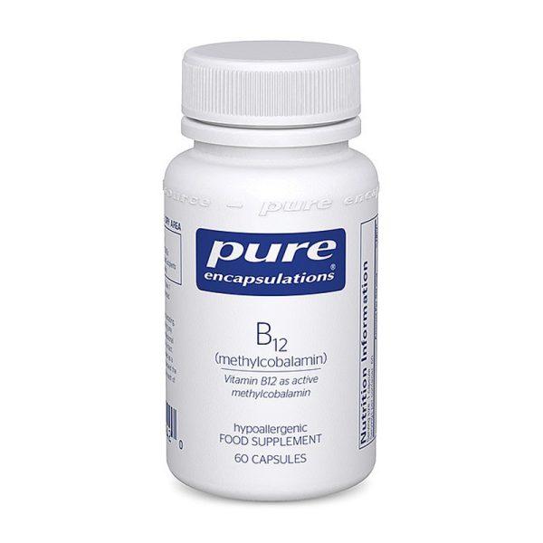 B12 (methylcobalamin) 60c image
