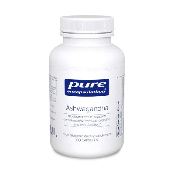 Ashwagandha 60s Pure encapsulations UK