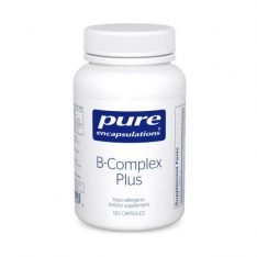 B-Complex Plus 120s Pure encapsulations UK
