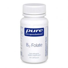 B12 Folate 60s Pure encapsulations UK