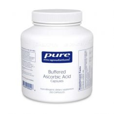Buffered Ascorbic Acid 250s Pure encapsulations UK