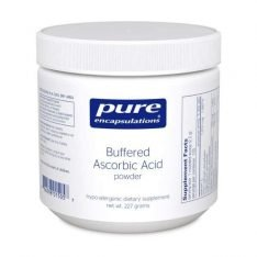 Buffered Ascorbic Acid Powder 227 g. Pure encapsulations UK