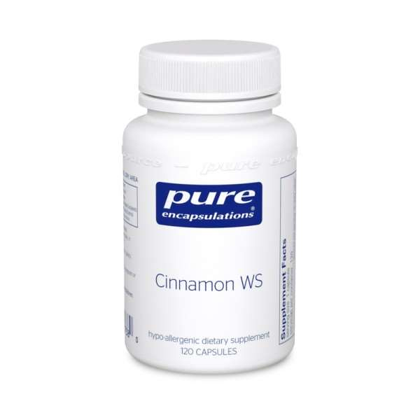 Cinnamon WS 120s Pure encapsulations UK