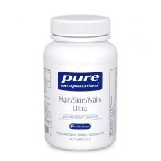 Hair/Skin/Nails Ultra 60s Pure encapsulations UK