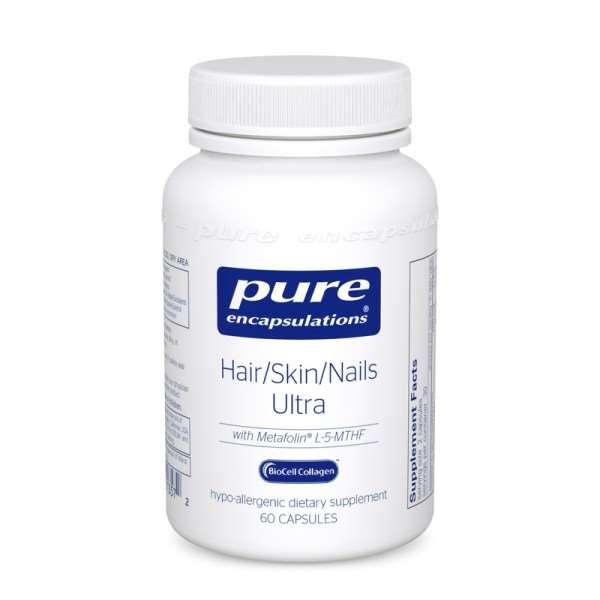 Hair/Skin/Nails Ultra 60s Pure encapsulations UK