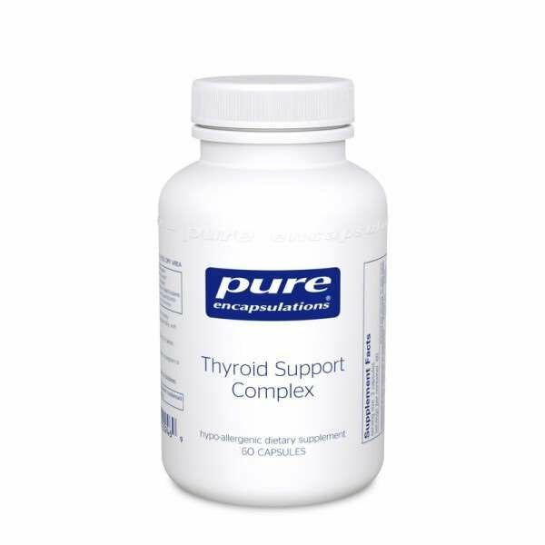 Thyroid Support Complex 60s Pure encapsulations UK