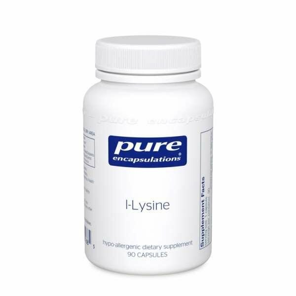 l-Lysine 90s Pure encapsulations UK