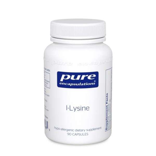 l-Lysine 90s Pure encapsulations UK