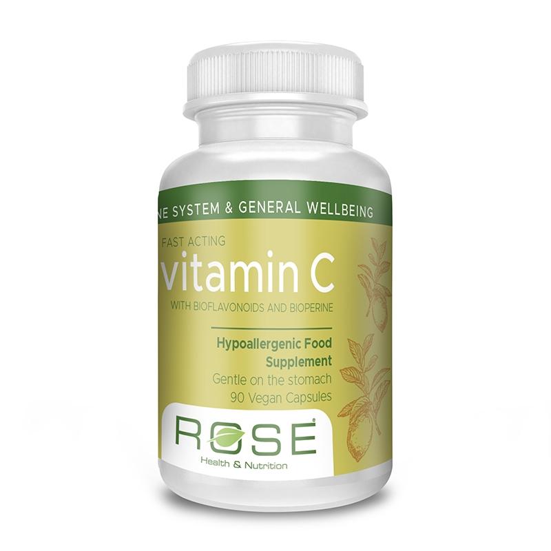 Fast acting Vitamin C 90c image