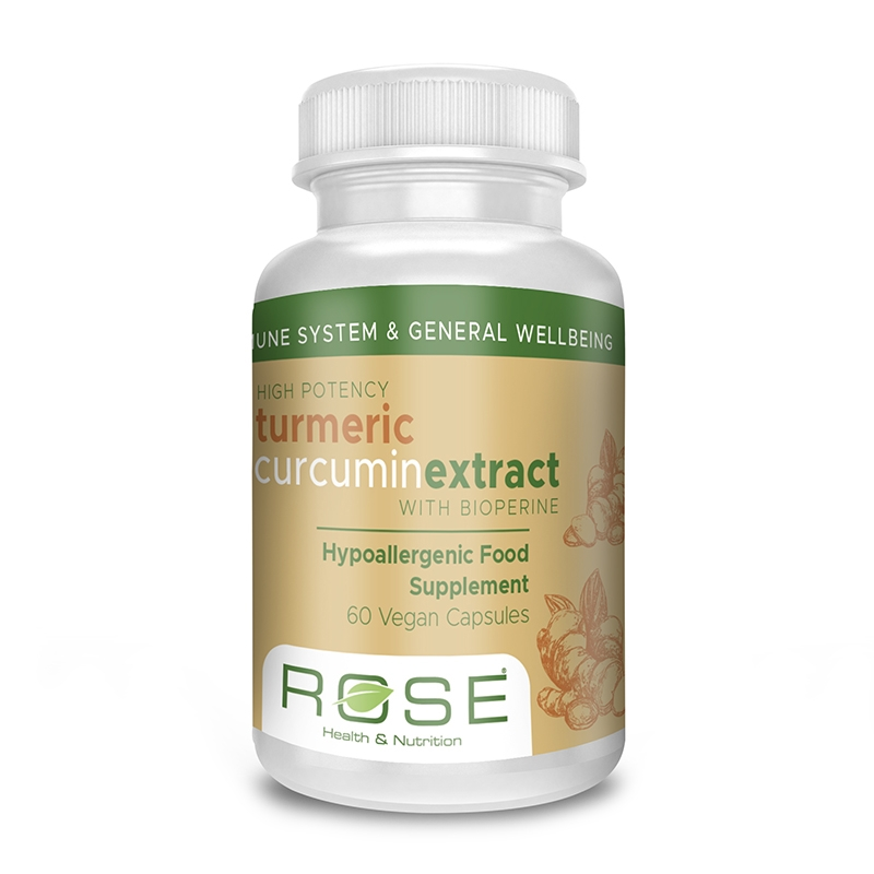 Turmeric extract with bioperine 60c image