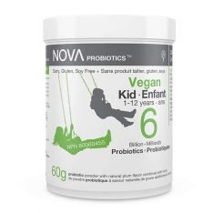 VEGAN Kid - 6 Billion Nova Probiotics