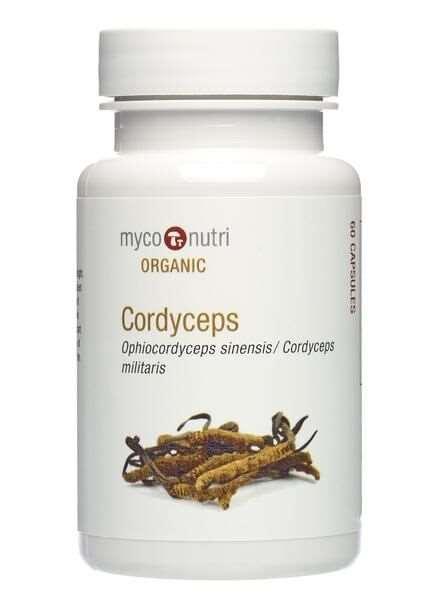 Cordyceps myco nutri