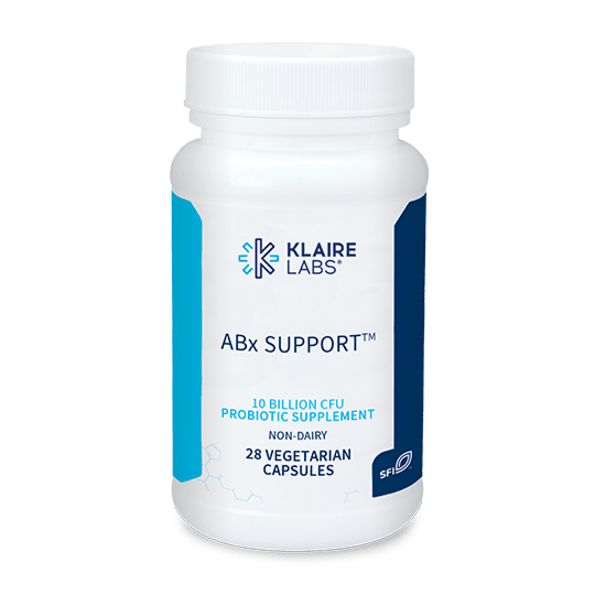 ABx Support klaire labs uk