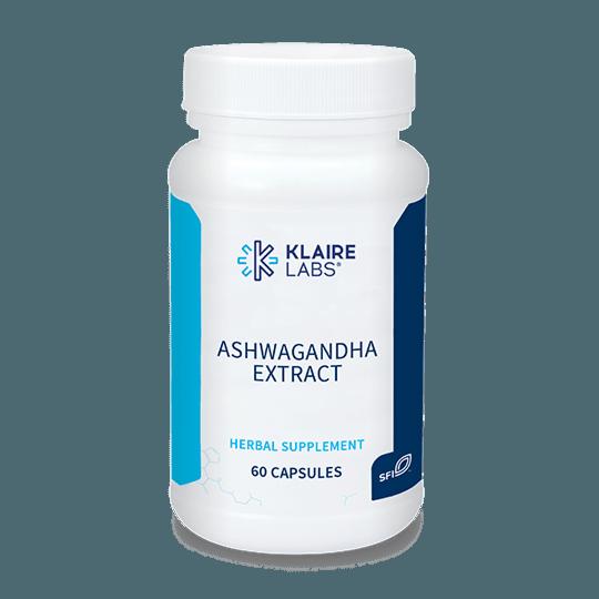 Ashwagandha Extract klaire labs uk