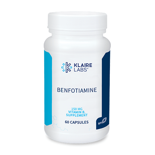 Benfotiamine klaire labs uk