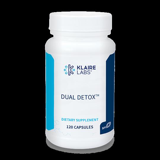 Dual Detox klaire labs uk