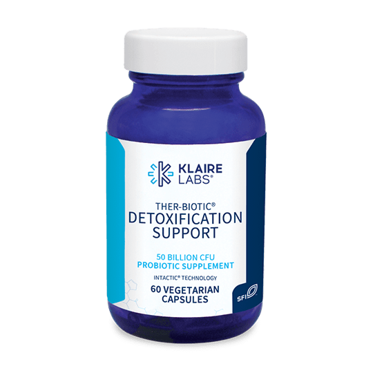 Ther Biotic Detoxification Support klaire labs uk