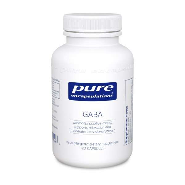 GABA 60s pure encapsulations uk