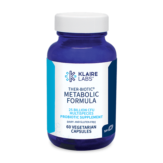 Ther Biotic Metabolic Formula klaire labs uk