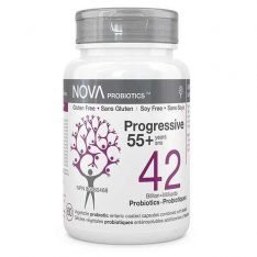 Progressive 55+ - 42 Billion nova probiotics