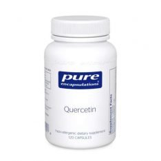 Quercetin 60s pure encapsulations uk