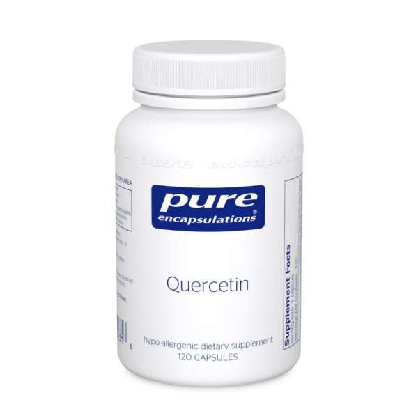 Quercetin 60s pure encapsulations uk