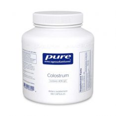 Colostrum 40% IgG 180s pure encapsulations uk