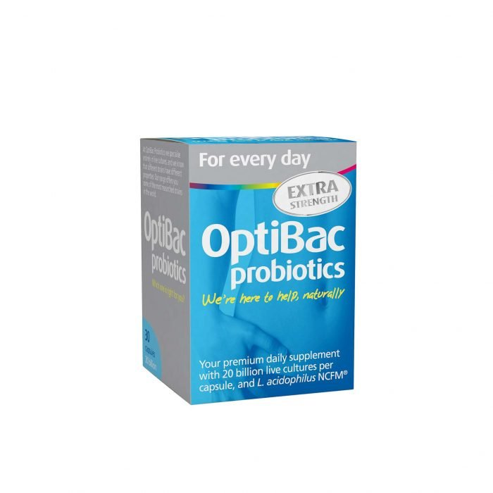 OptiBac For every day EXTRA Strength 20s