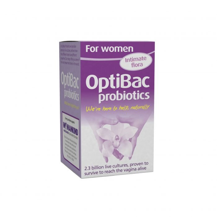 OptiBac For women 30s