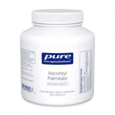 Ascorbyl Palmitate 180s pure encapsulations uk