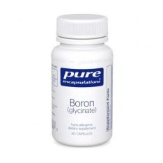 Boron (Glycinate) pure encapsulations uk