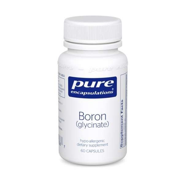 Boron (Glycinate) pure encapsulations uk