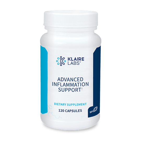 ADVANCED INFLAMMATION SUPPORT klaire labs