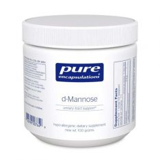 d-Mannose Powder 100g pure encapsulations uk