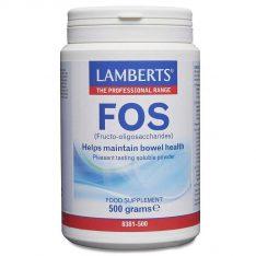 FOS (Fructo-oligosaccharides) lamberts healthcare