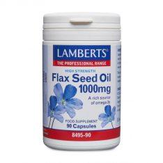 Flax Seed Oil lamberts healthcare