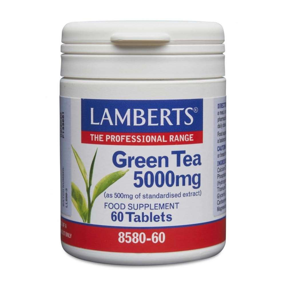 Green Tea 5000mg lamberts healthcare