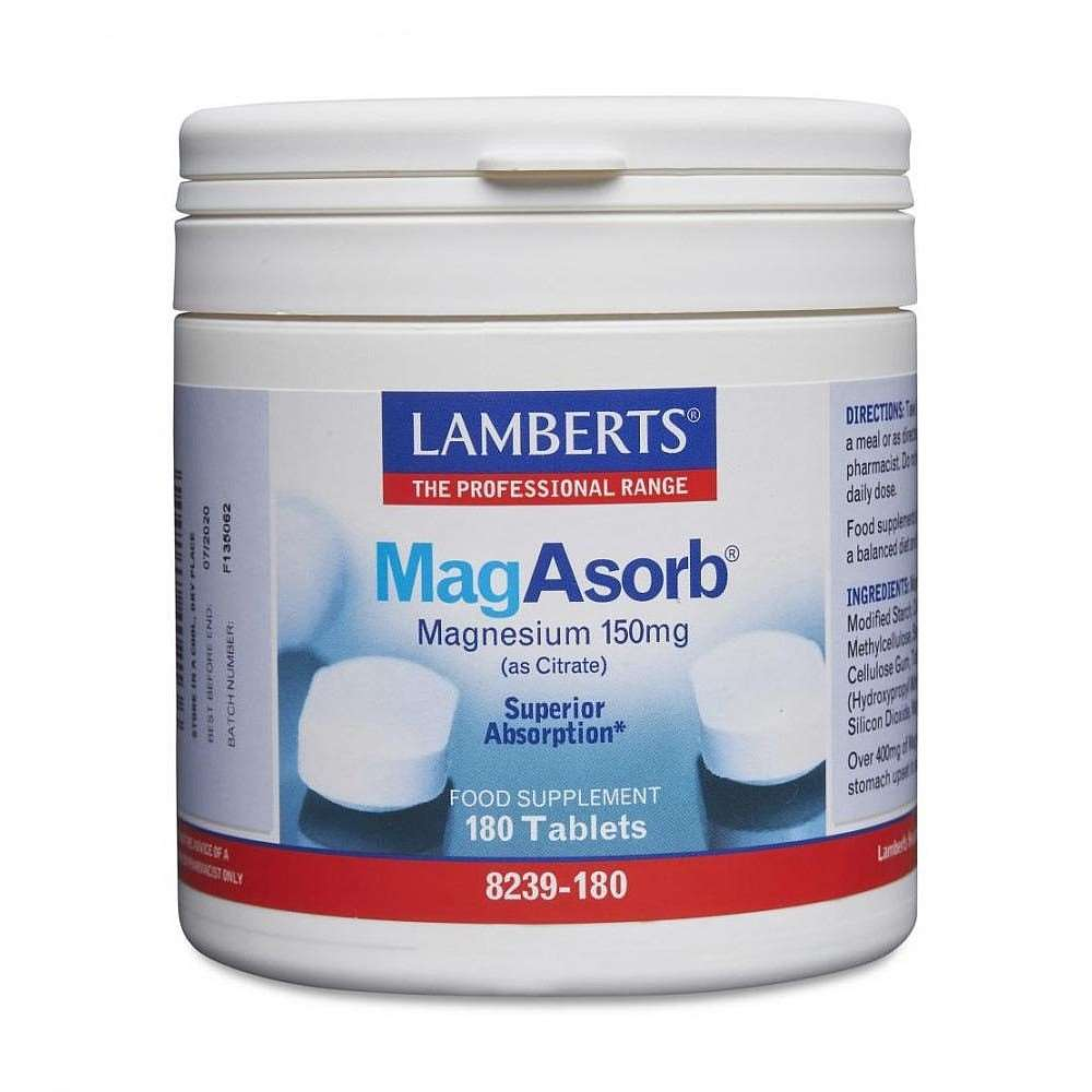MagAsorb 60s lamberts healthcare