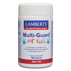Multi-Guard for Kids lamberts healthcare