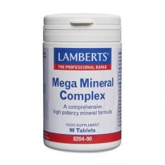 Mega Mineral Complex lamberts healthcare