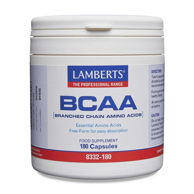 BCAA - Branch Chain Amino Acids image