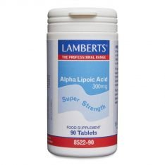 Alpha Lipoic Acid 300mg lamberts healthcare