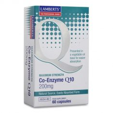 Co-Enzyme Q10 200mg lamberts healthcare
