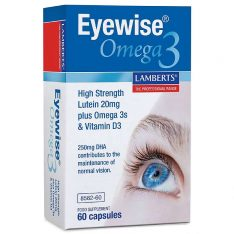 Eyewise®Omega 3 lamberts healthcare uk