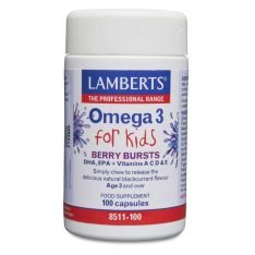 Omega 3 for Kids lamberts healthcare