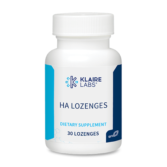 HA Lozenges klaire labs probiotic uk