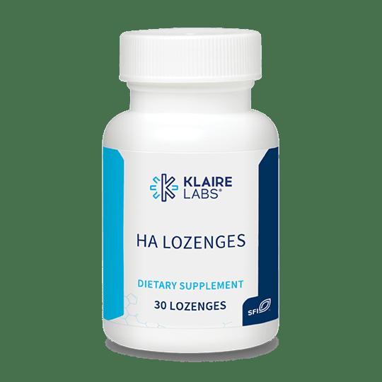 HA Lozenges klaire labs probiotic uk