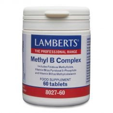 Methyl B Complex lamberts healthcare uk