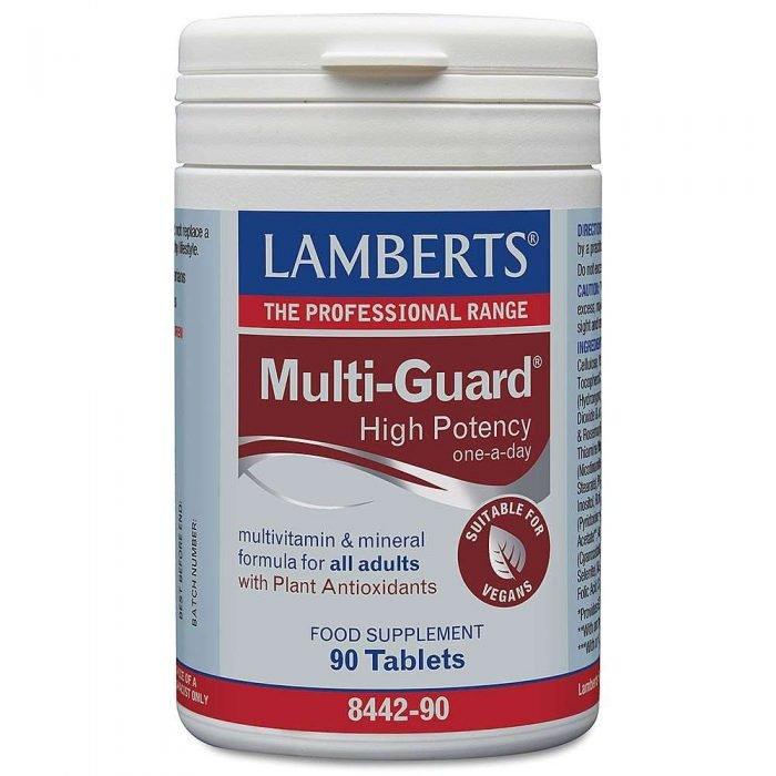Multi-Guard 30s lamberts healthcare uk
